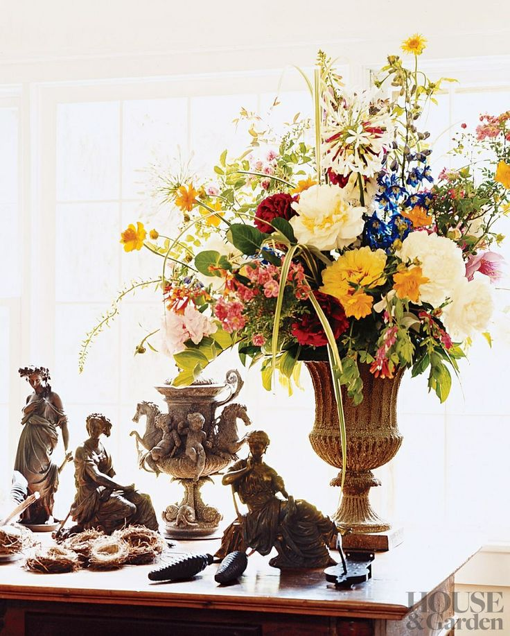 Stones Living Flower Arrangements Room
