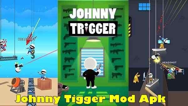 Johnny Tigger Mod Apk Unlimited Money Terbaru 2020 Game Periklanan Mainan