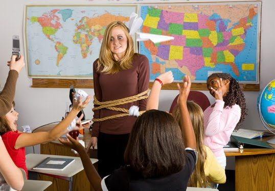 Learning How to Be a Good Substitute Teacher