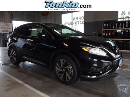 New 2015 Nissan Murano Platinum [VIN: 5N1AZ2MH5FN205083] for sale in  Wilsonville, Oregon