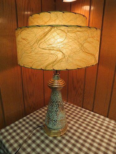 Best 25+ Retro lamp shades ideas on Pinterest | Mid century lamps ...
