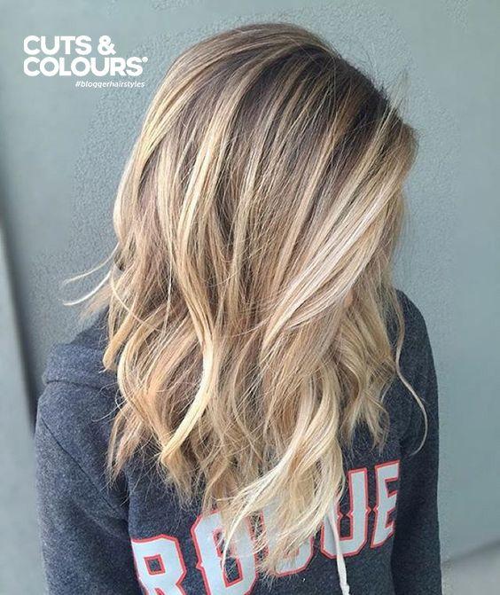 Dirty Blonde Hair Ideas Color 25: 25+ Beste Ideeën Over Meisjes Kapsels Op Pinterest