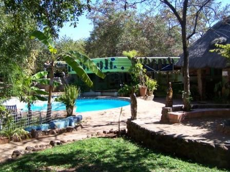 #VictoriaFallsBackpackers in #VictoriaFalls  Capture the exotic flair of #Zimbabwean #culture and #indigenous #art with affordable #comfort and friendly #service. Our eye catching #accommodation is scattered across our garden.  #Backpacking #Hostels #Share #Africa #EastAfrica #Hosteling #Accommodation #fun #Exploring #Travel #AfricaTravel #Zimbabwe