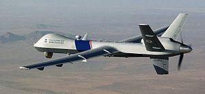 General Atomics MQ-9 Reaper (sometimes called Predator B)