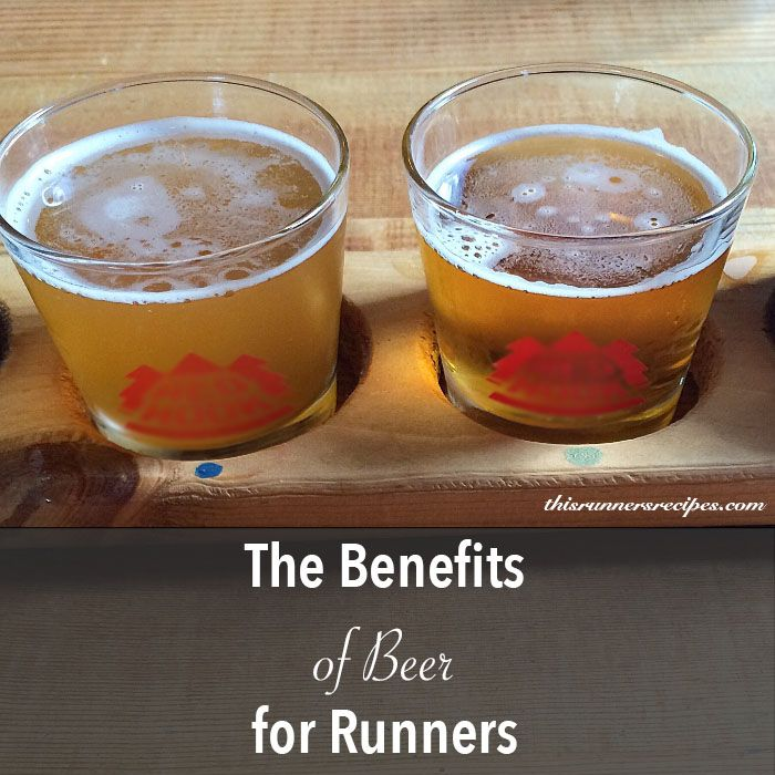 There's a reason runners love beer! Read about the health benefits of beer for runners, including stronger bones and better recovery.