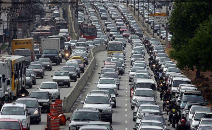 Transporte urbano tem ligação direta com problemas de saúde mortais