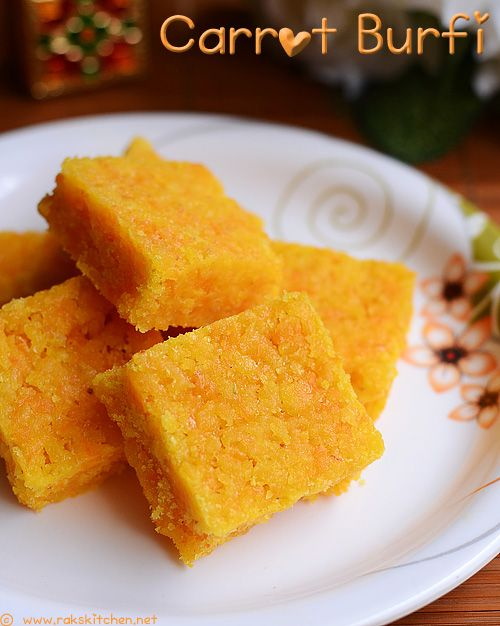 Carrot burfi is made with grated carrot, coconut, sugar as main ingredients. Full video and step by step pictures.