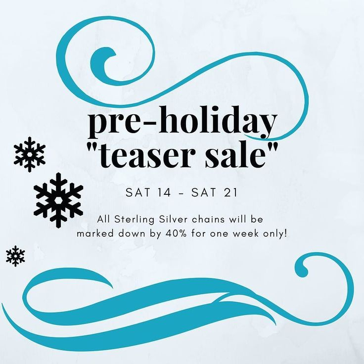 The chilly weather has got us cozying up with a pre-winter sale! #HamOnt