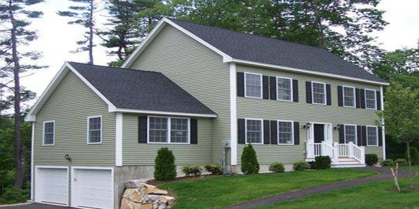 Cypress green vinyl siding external outdoor renovations for Cypress color vinyl siding
