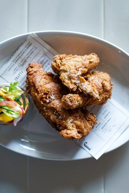 Fried chicken is a lingua franca for America in the 21st century.