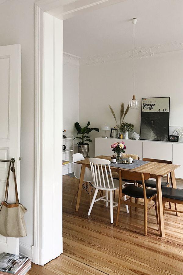 Inspirationen Und Wohnideen Fur Altbauwohnungen Wohnklamotte Alte Wohnungen Altbauwohnung Wohnen