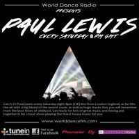 PAUL LEWIS PLAYING LIVE ON WORLDDANCEFM.COM 31/12/16 by PAUL LEWIS on SoundCloud