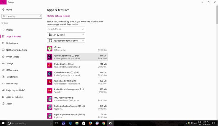 How to Reset Windows 10 Store Apps to Default Settings