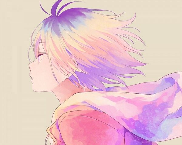 Tags: Anime, Komasawa (Fmn-ppp), Haikyuu!!, Kozume Kenma, 1000x800 Wallpaper, Flowing Hair, Looking Ahead