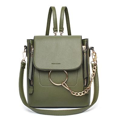 2017 New Backpack Women Designer bags High Quality New Casual Black School Bags For Teenagers Girls sac a dos - Sale! Up to 75% OFF! Shot at Stylizio for women's and men's designer handbags, luxury sunglasses, watches, jewelry, purses, wallets, clothes, underwear