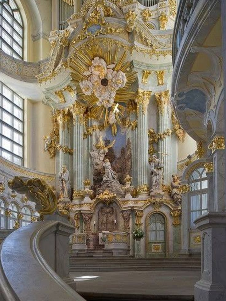 5004 best images about castle palace interiors on for Baroque rococo architecture