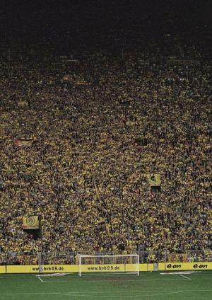 Afició Borussia Dortmund