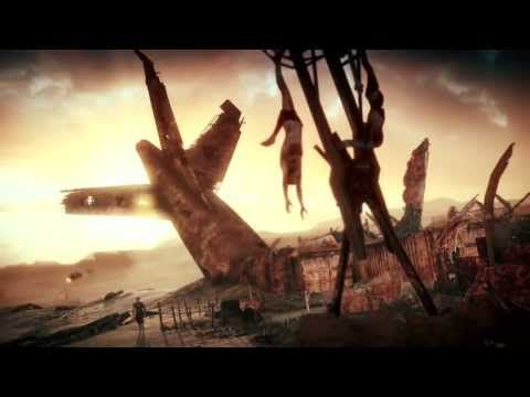 Gameplay trailer for Mad Max, due for release in 2014.