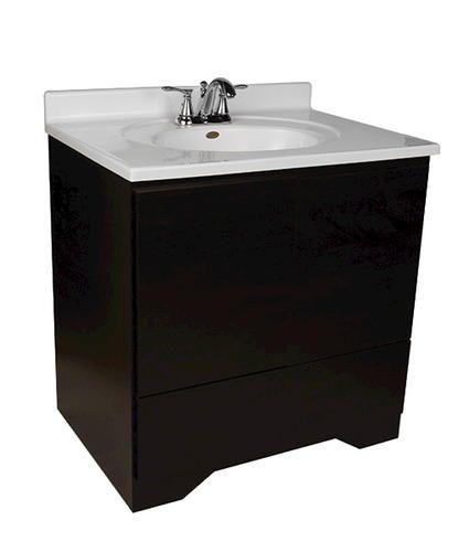 Small Bathroom Vanities Menards : Quot espresso vanity at menards for the home