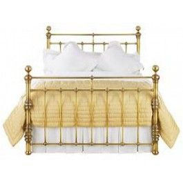 original bedstead waterford genuine brass bed frame