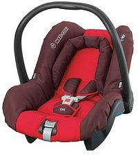 Maxi-Cosi #baby car seat safety recall- owners of the Maxi-Cosi Citi SPS child car seat bought at Argos are being urged to contact the manufacturer Dorel, to obtain a replacement buckle