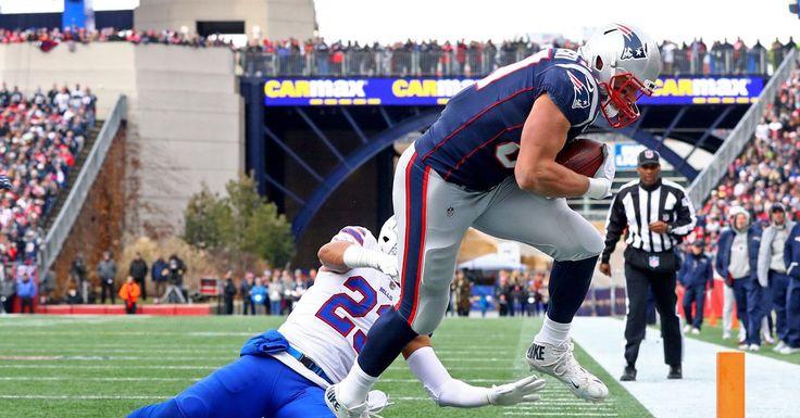 Patriots vs Bills: 6 observations from New England's 37-16 win over Buffalo