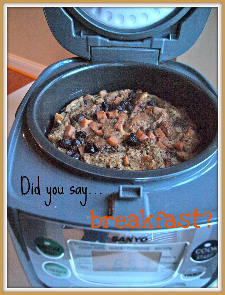 Crock Pot Bread Pudding Recipe Easy - Get #yummy crock-pot recipes by Selecting the image