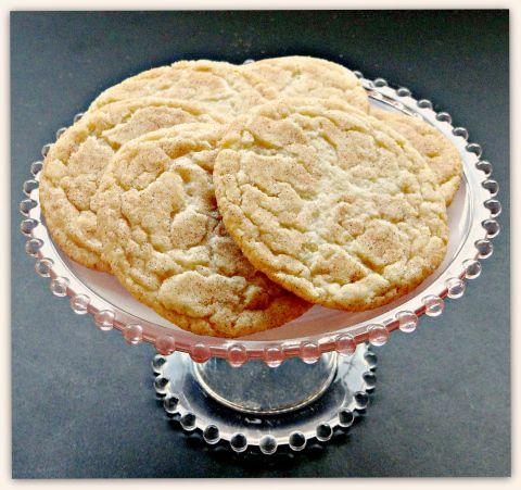 America S Test Kitchen Snickerdoodle Recipe