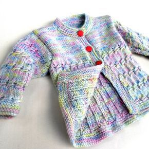 KNITTED WOOLLEN CARDIGAN - BABY Beautifuly handmade this wonderfully knitted cardigan holds a rainbow of colours that will match any outfit. Perfect for giving that little bit of extra warmth. Its wonderfully handmade and awesome front and back. Wool blend machine washable Size 0 to 3mths Supplier : Maroondah Handicrafts