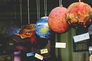 paper mache planet venus - photo #22
