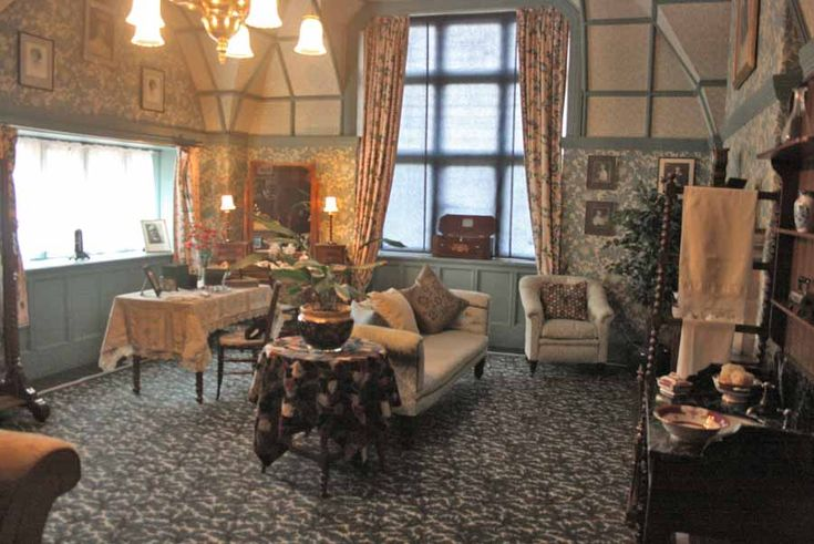 The Owl Suite, Cragside