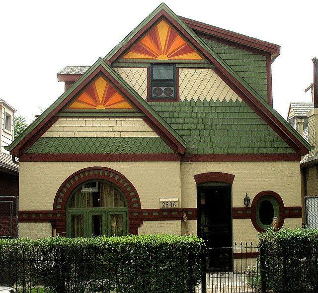 2008   06   23   Spiffy House In Highland Neighborhood Of Denver | Flickr