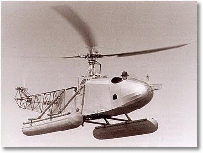 First helicopters
