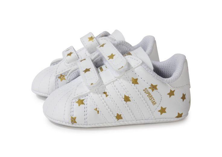 adidas superstar bebe blanche