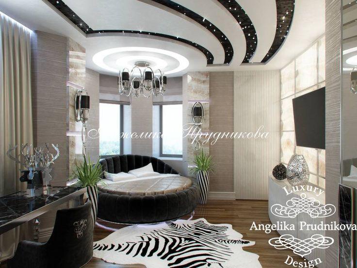 Дизайн дома в стиле арт-деко в КП «Чиверево» - фото