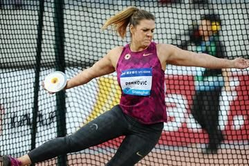 Perkovic produces as promised, El Sayed stuns in Shanghai - IAAF Diamond League