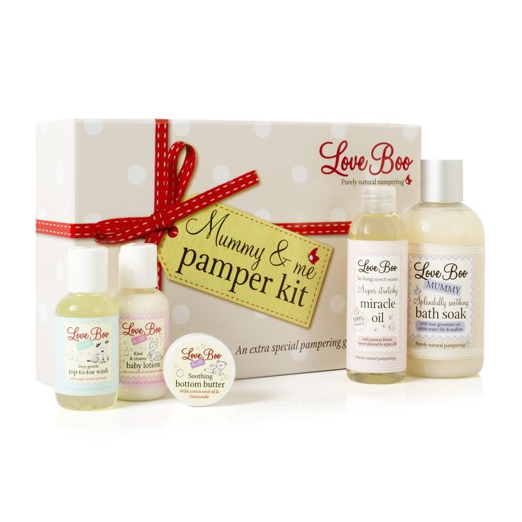 Love Boo - Mummy & Me Pamper Kit