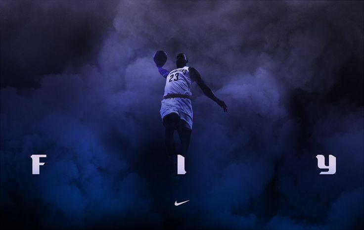 NBAのスタープレーヤー、レブロン・ジェームズが「フォント」になった。2mの巨体と鋼の筋肉をもつ彼自身と同じく、書体もパワフルな仕上がりだ。