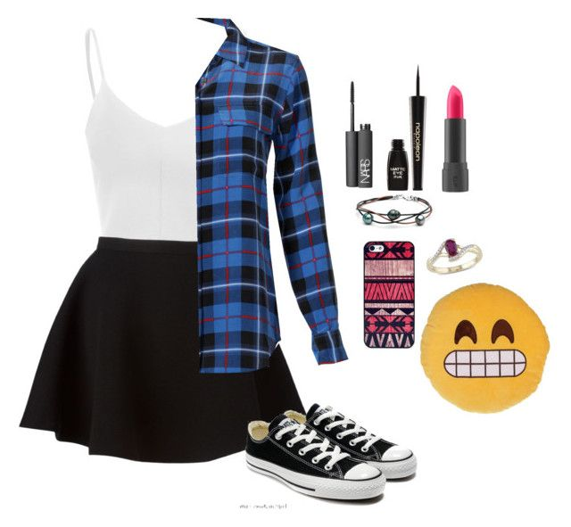 """I just embarrassed myself in front of a really hot guy "" by fallinginfinite ❤ liked on Polyvore"