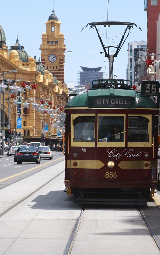 Melbourne - Australia (von Johnny Shaw)