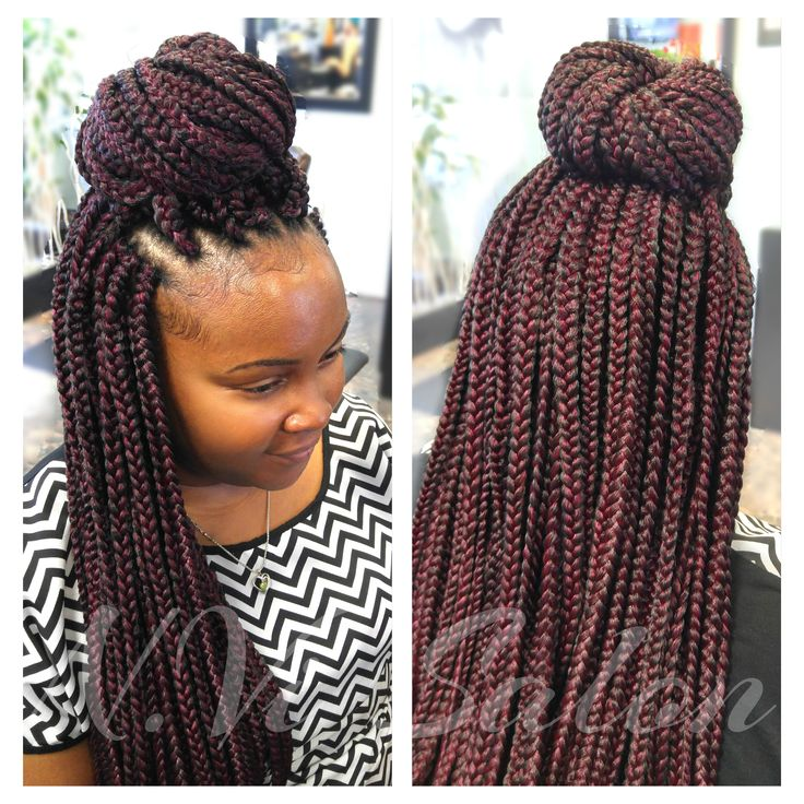 10 best images about crochet braids on pinterest zig zag for Crochet braids salon