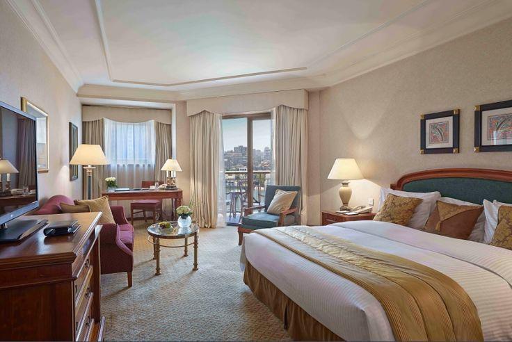 Executive Nile View Room at Conrad Cairo