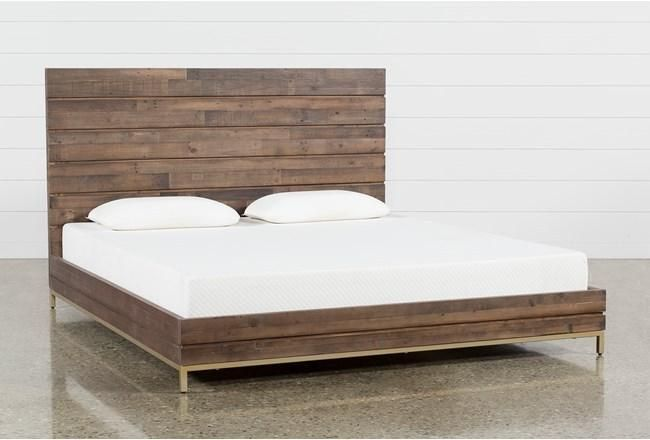 Crawford Eastern King Platform Bed 360 King Platform Bed