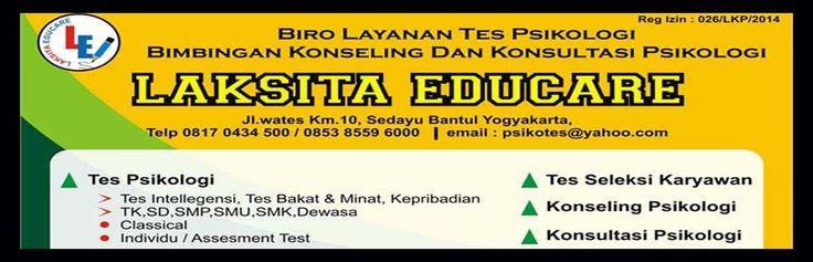 Kami adalah sebuah Lembaga Psikologi Yogyakarta yang melayani psikotes karyawan, tes bakat minat, kesiapan masuk sekolah dan pelatihan hipnoterapi.
