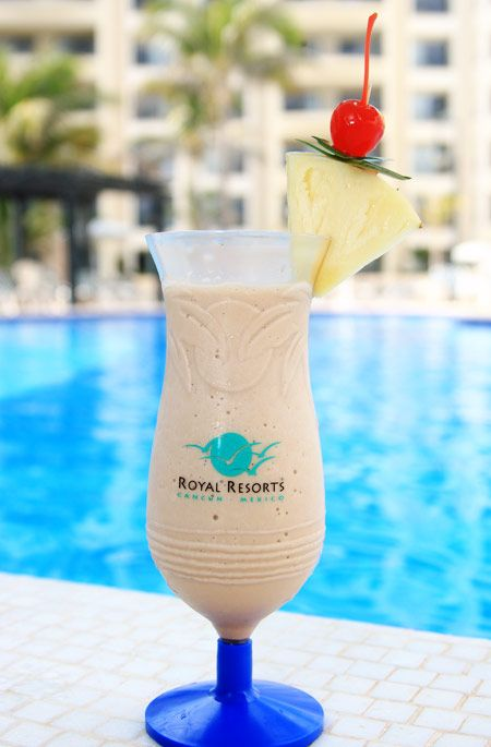 Banana Monkey Drink Recipe Royal Resorts knows how much you enjoy having our cool cocktails during your stay, so we're sharing with you step by step recipes on how to make them at home. We present you the recipe for one of our most popular cocktails, The Banana Monkey. Banana Monkey Recipe 1 ½ oz …