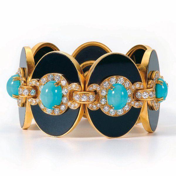 Bulgari Jewelry | 800: BRACCIALE BULGARI ANNI '60 : Lot 800