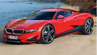 BMW Super Car - when and where can I get one ASAP!