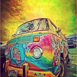 how to live a hippie lifestyle