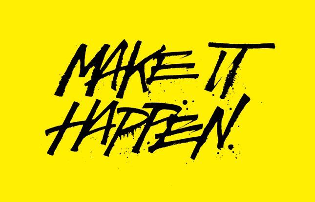 Make it happen - Max Pirsky for GOLD