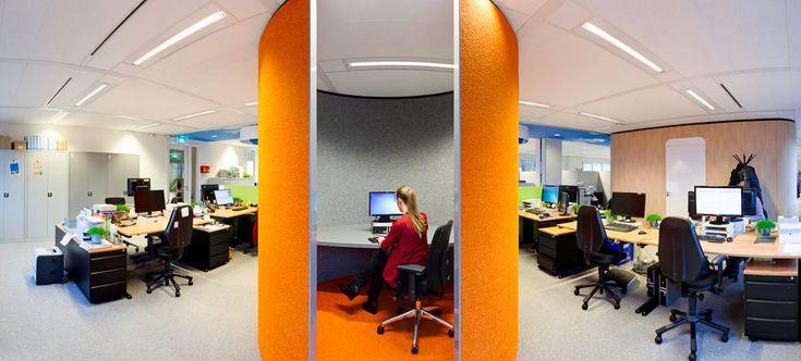 Hoofdkantoor NTI in Leiden